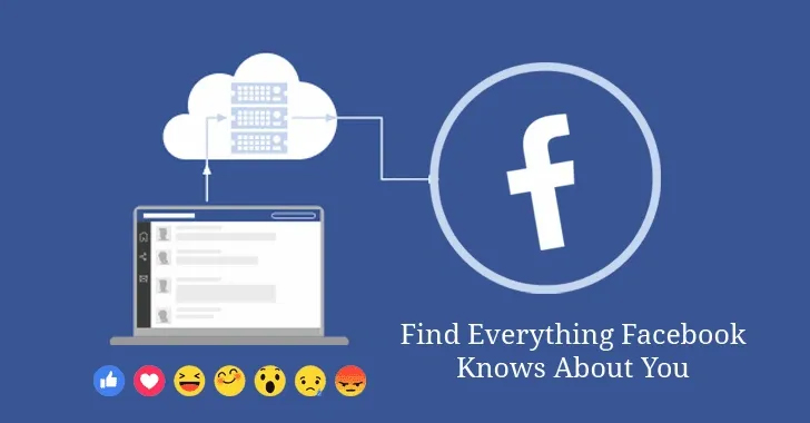 Find Everything Facebook Knows About You